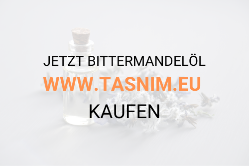 Bittermandel Öl auf www.tasnim.eu kaufen